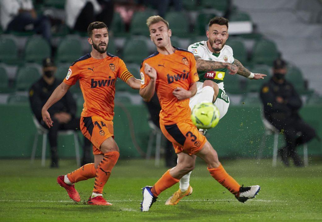 ฟุตบอลลาลีกา สเปน ข่าวบอล