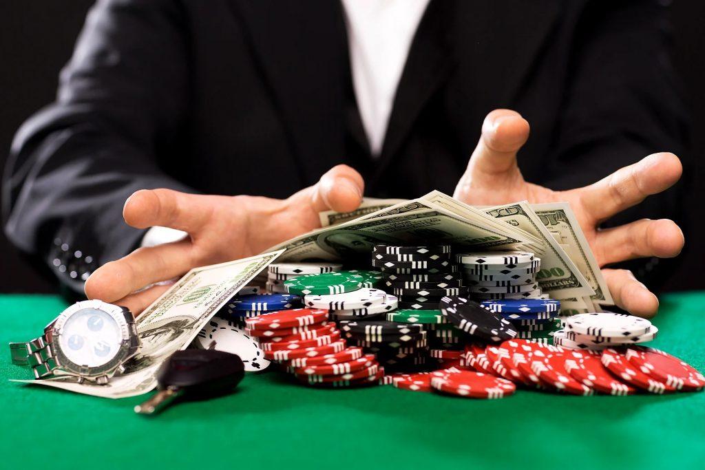 เทคนิค การพนันหรือ Gambling