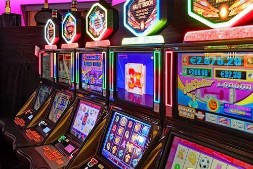 เกมพนันออนไลน์ Slots.lv